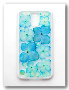 Handmade Samsung Galaxy S5 case Resin with Dried by Annysworkshop, $20.00