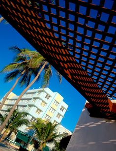 Art Deco hotel, South Beach (Miami Beach, Florida)