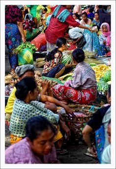 ~ market colour ~ - West Nusa Tenggara-Lombok, Nusa Tenggara Barat, Indonesia