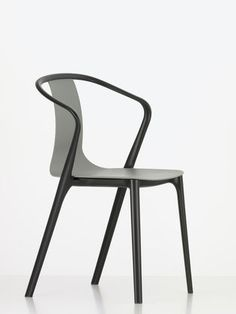 Vitra | Belleville Chair. Available in black shell (70 pcs max) or basalt (16 pcs max).   $559.00 LIST CAD