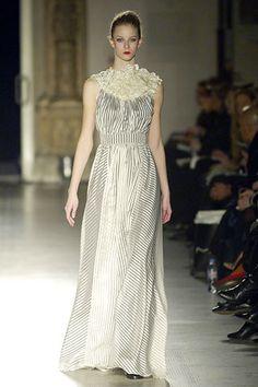 Erdem Fall 2006 Ready-to-Wear Fashion Show - Barbora