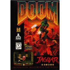 Doom for Atari Jaguar from id Software/Atari