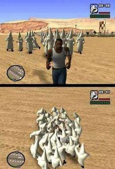 [/r/dank_meme] GTA VI: KKK Edition