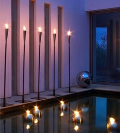 Fancy - Floating Torch Lights by Bola