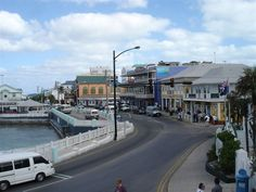 Georgetown, Grand Cayman Islands, 2006.  We toured the island, went to Hell (the town), A sea turtle farm, and the Tortuga rum factory