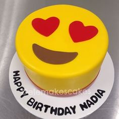 emoji cake - google search 12th Birthday, Birthday Parties, Birthday Cake, Emoji Cake, Cupcake Cakes, Cupcakes, Happy Birthdays, Cake Boss, Birthday Invitations