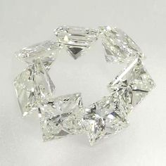 0.143 ctw J Color VVS1 Clarity 3.04x2.71x2.23 mm Princess Cut Natural Diamond