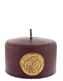 Santa Maria Novella - Tabacco Toscano Candle at Aedes.com