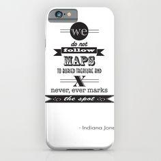 indiana+jones+iPhone+&+iPod+Case+by+Christopher-james+Robert+Warrington+-+$35.00