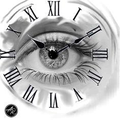 Tatuagem de olho