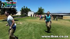 Pragma Boeresports team building event in Stellenbosch, facilitated and coordinated by TBAE Team Building and Events Team Building Events, Team Building Activities, Team Building Exercises, Cape Town, Baseball Cards, Games, Gaming, Toys