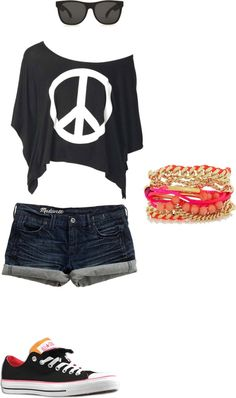 """""""Teen Style"""" by ajlove143 ❤ liked on Polyvore"""