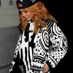 Rihanna in KTZ AW13
