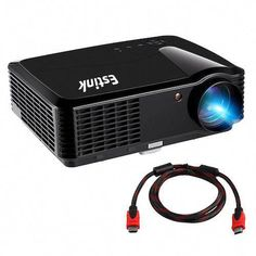 10 Best Small Projectors for laptop and tablet images in