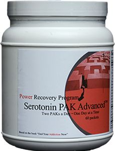 Serotonin is a relaxing neurotransmitter. Neurons that produce serotonin originate in a region of the brain associated with the emotions, and serotonin is generally understood to be an emotional relaxant.