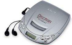 Sony Discman..