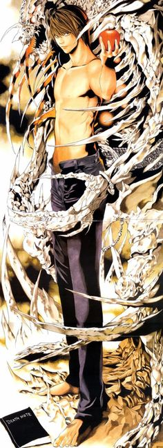 Takeshi Obata Illustrations DEATH NOTE