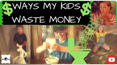 I'm sure we all can think of ways our kids waste money! Well we sure did and had a great time filming this together along with other YouTubers from around the world as they share how their kids waste money also! Don't forget to check their videos linked below out and tell them you came over from Mess To Home! Hope you enjoy!!  Ourtornado:  https://www.youtube.com/ourtornado    Don't Say Hurry: https://www.youtube.com/user/vetsmomrgv  Tuckered Out: https://m.youtube.com/TuckeredOut  One…