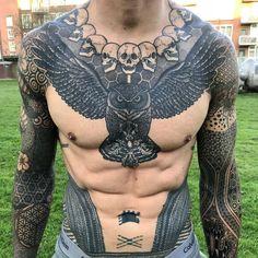 101 Best Chest Tattoos For Men: Cool Ideas + Designs G.- 101 Best Chest Tattoos For Men: Cool Ideas + Designs Guide) Badass Chest Tattoos – Best Chest Tattoos For Men: Cool Chest Tattoo Ideas + Designs - Tattoos For Guys Badass, Cool Chest Tattoos, Chest Tattoos For Women, Back Tattoo Men, Best Tattoos For Men, Chest Piece Tattoos, Back Tattoos For Guys, Tattoo For Man, Tatoos Men