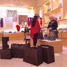 Shopping much