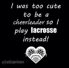 LAX Lacrosse girl