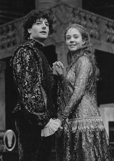 Megan Follows and Antoni Cimolino at Stratford Festival.