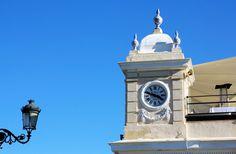 Rellotge al Pont de Triana (Isabel II)