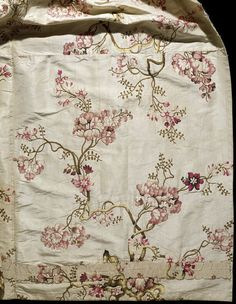 Dress fabric | Garthwaite, Anna Maria | V&A Search the Collections