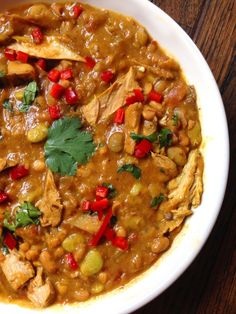 Spicy Beyond Chicken Stew #Vegan