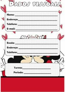 Pedagogas da paz: Planner da Minnie 2019 Para uso do Professor Imprimir - Planejamento - Organizador Escolar - Minnie , planner 2019 para imprimir, caderno de planejamento do professor Planner, Disney Inspired, School, Name Badge Template, School Worksheets, Binder Organization, Teacher Planner, Mickey Mouse Clubhouse, School Agenda