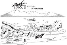 Lake Tahoe Cruise Schedule - M.S. Dixie II & Tahoe Queen