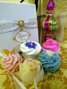 Edens Secret - gorgeous soaps!