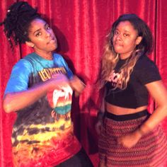 New trendy GIF/ Giphy. dancing podcast jessica williams 2 dope queens phoebe robinson two dope queens krump break it down. Let like/ repin/ follow @cutephonecases