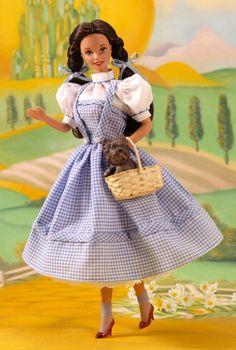 Dorothy de O Mágico de Oz