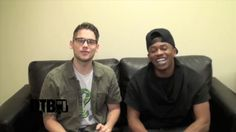 The pop duo, MKTO, shares some of their crazy tour stories with you!