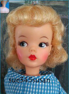 Vintage Ideal Tammy Doll ~Platinum Blonde Hair~ BS-12 1st Version + outfit  EVC  | eBay