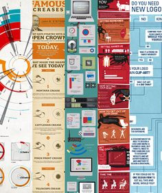 Some Help - How To Design Your Own Infographics