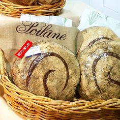 Great to see those wonderful Poilane loaves on the shelves at Isetan's special French Week. Too bad they were sold out today (they were all finished by Saturday). I might well have snapped one up — even at ¥7,020 (€64.65) for a loaf of bread that costs just €9.20 in Paris.  But I can always get one sent over — just €62.65 (with shipping) from the online shop.  Or I can just look forward to our next visit to Paris… #poilane #bread #campagne #signature #loaf #isetan #shinjuku #staffofluxury…