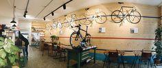 Meesterknecht Cycling Cafe Amsterdam