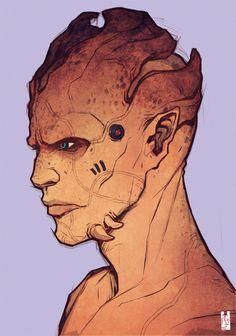 male alien 02 by Zarnala on DeviantArt