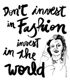 Vivienne Westwood is the Grand Dame of punk, Duchess of ginger, Countess of rebel chic, and Empress of edge. Widely recognized as the fashion force who single Sustainable Clothing, Sustainable Fashion, Sustainable Living, Ethical Clothing, Ethical Fashion, Fast Fashion, Slow Fashion, Ethical Shopping, Fair Trade Fashion