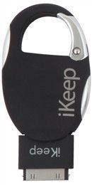 Keep your phone charged with our ikeep key chain charger
