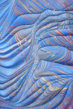 marbling art dalgalı ebru artist : sayitkarabulut