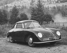 OG  1949 Porsche 356   Full-size prototype designed by Erwin Komenda