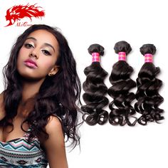 Natural wave hair, it is very mature for you.