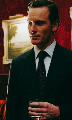 Michael Fassbender in Haywire (2011)