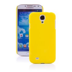 NewWay Soft Mat [Yellow], Etui dla GALAXY S4