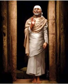 Sai Baba Pictures, Sai Baba Photos, Shirdi Sai Baba Wallpapers, Baba Image, Om Sai Ram, Mother Quotes, Indian Gods, Lord, Peace