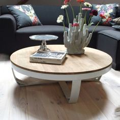 Salontafel Mixwood.