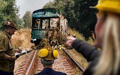 Auf dem Weg zur Ostfront falsch abgebogen – Nazi-Zug auf stillgelegter ICE-Strecke zwischen Fankfurt und Kassel entdeckt